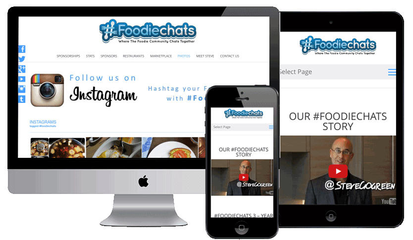 #Foodiechats | Promotions and Advertising Services Website